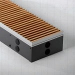 Jaga Mini Canal Trench Heater Radiator