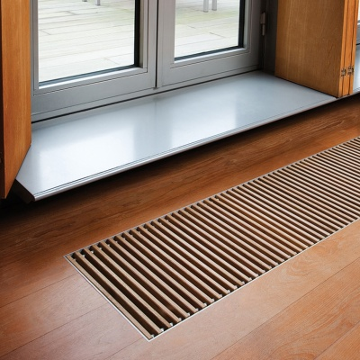 Jaga Canal Compact Trench Heater - 36cm-Wide